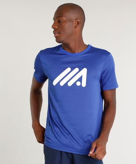 Camiseta-Masculina-Esportiva-Ace-Logo-Manga-Curta-Gola-Careca-Azul-Royal-9435185-Azul_Royal_1