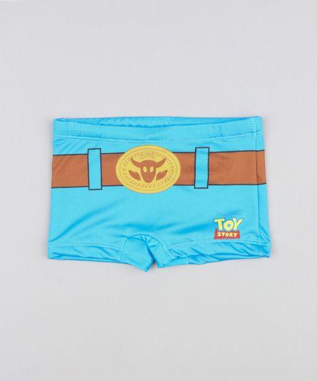 Sunga-Infantil-Boxer-Woody-Toy-Story-com-Protecao-UV50--Azul-Claro-9432506-Azul_Claro_1