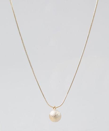 Colar-Feminino-com-Pingente-Dourado-8673696-Dourado_1