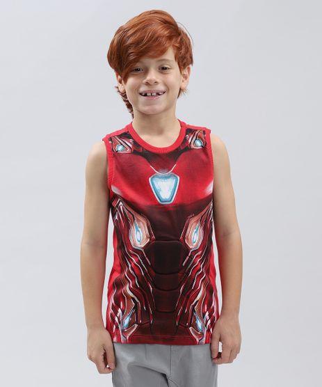 Regata-Infantil-Homem-de-Ferro-Gola-Careca-Vermelha-9427591-Vermelho_1