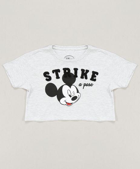 Blusa-Infantil-Mickey-Cropped-Manga-Curta-Decote-Redondo-Cinza-Mescla-Claro-9441297-Cinza_Mescla_Claro_1