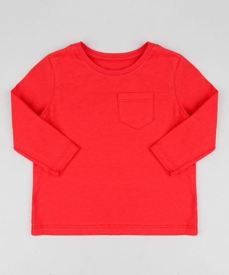 Camiseta-Infantil-Basica-com-Bolso-Manga-Longa-Gola-Careca-Vermelha-9429787-Vermelho_1