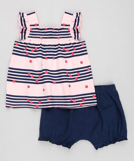 Conjunto-Infantil-de-Regata-Listrada-Rosa---Short-Balone-Azul-Marinho-9205041-Azul_Marinho_1