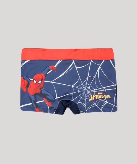 Sunga-Boxer-Infantil-Homem-Aranha-Estampada-Azul-Marinho-9432507-Azul_Marinho_1