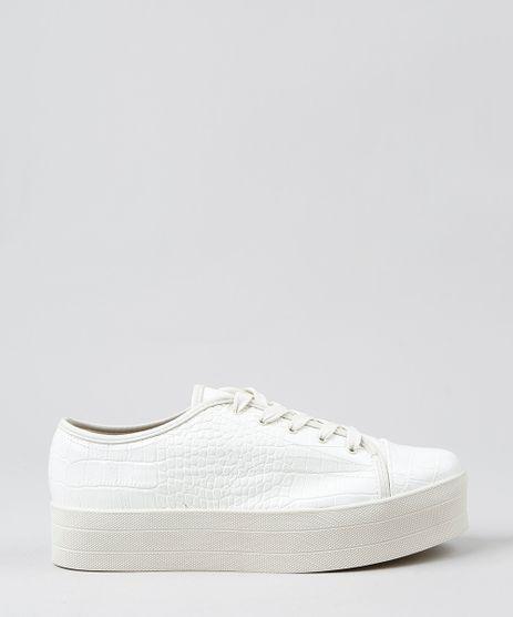 Tenis-Feminino-Flatform-Moleca-Texturizado-Off-White-9470014-Off_White_1