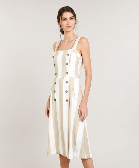 Vestido-Feminino-Midi-Listrado-com-Botoes-Alca-Media-Off-White-9431160-Off_White_1