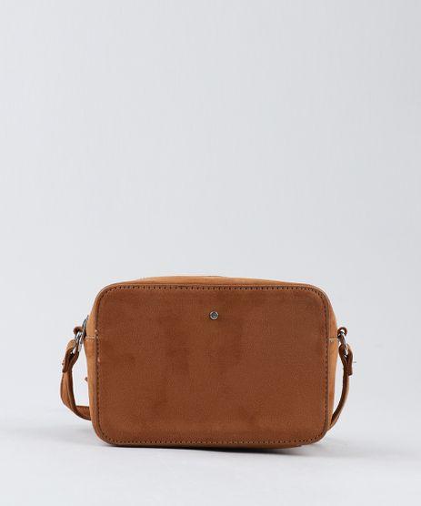 Bolsa-Feminina-Transversal-em-Suede-Caramelo-9381303-Caramelo_1