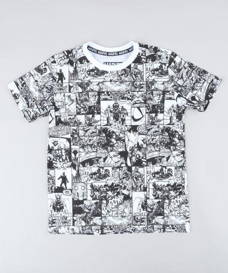 Camiseta-Infantil-Estampada-Quadrinhos-Marvel-Manga-Curta-Gola-Careca-Branca-9428223-Branco_1