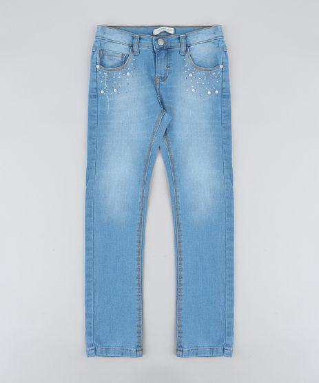 Calca-Jeans-Infantil-com-Perolas-e-Strass-Azul-Claro-9416217-Azul_Claro_1