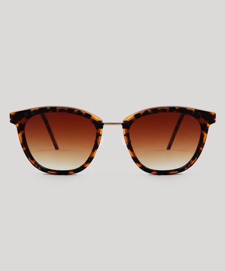 Oculos-de-Sol-Quadrado-Feminino-Oneself-Tartaruga-9485675-Tartaruga_1