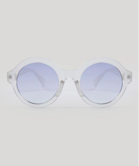 Oculos-de-Sol-Redondo-Feminino-Oneself-Transparente-9485639-Transparente_1