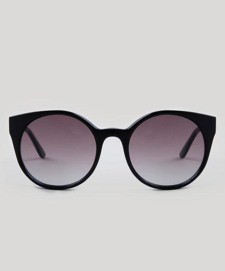 f07b637d70c21 Oculos-de-Sol-Redondo-Feminino-Oneself-Preto-9468003-