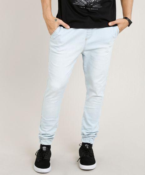 c415261c35 Calca-Jeans-Masculina-Jogger-Azul-Claro-9316110-Azul Claro 1