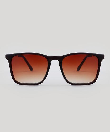 84c00d70783c0 Oculos-de-Sol-Quadrado-Feminino-Oneself-Marrom-9485011-