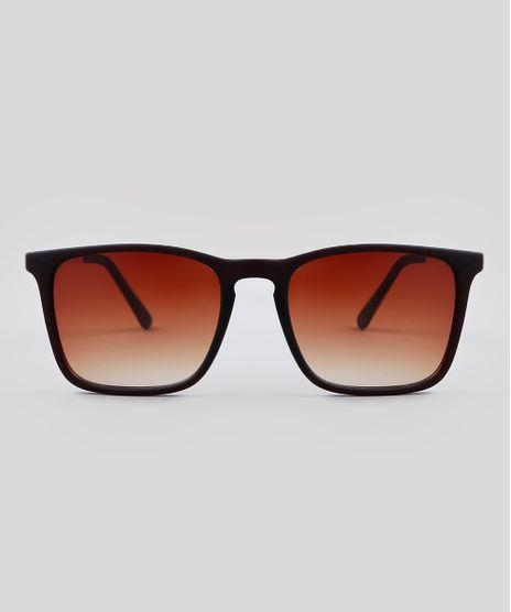 Oculos-de-Sol-Quadrado-Feminino-Oneself-Marrom-9485011- 6d3876f007