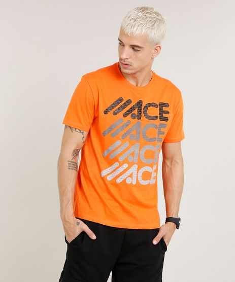 Camiseta-Masculina-Esportiva-Ace-Manga-Curta-Gola-Careca-Laranja-9424985-Laranja_1