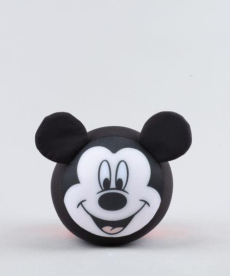 e5a7480b7 Almofada Mickey com Orelhas e Cauda Preta - Único   Menor preço com ...
