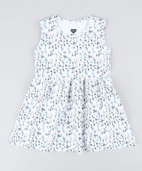 Vestido-Infantil-Estampado-Floral-Sem-Manga-Decote-Redondo-Off-White-9415476-Off_White_1