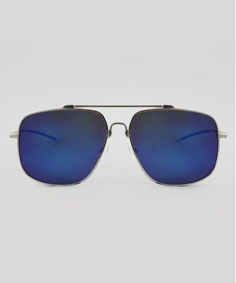 Oculos-de-Sol-Quadrado-Masculino-Oneself-Prateado-9510043-Prateado_1