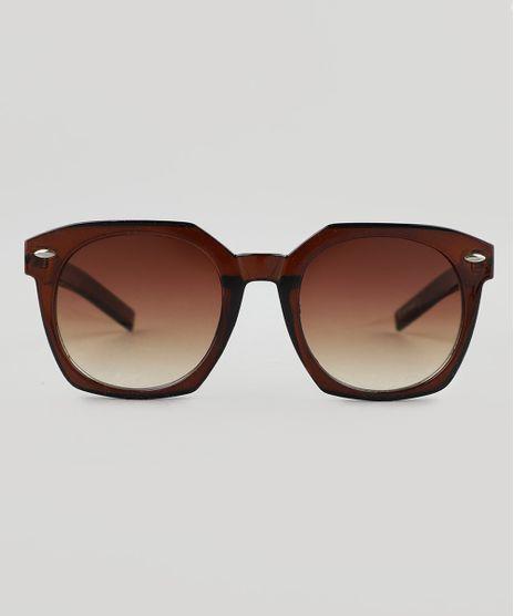 Oculos-de-Sol-Redondo-Feminino-Oneself-Vinho-9510027-Vinho_1