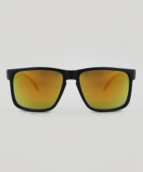 57f4f1dd9ab70 Oculos-de-Sol-Quadrado-Masculino-Oneself-Preto-8744355-