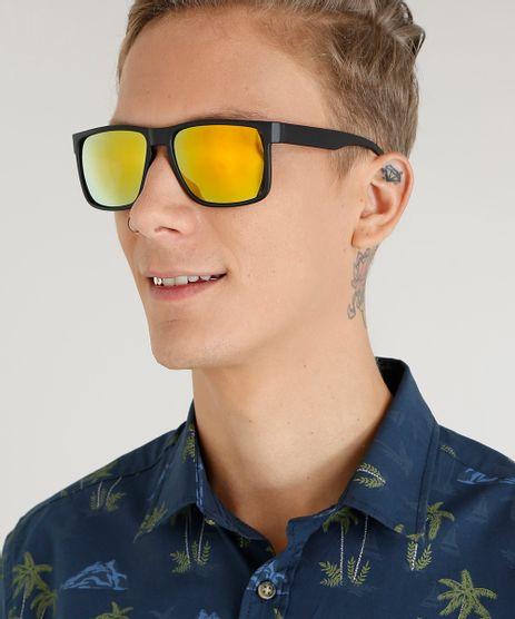 Oculos-de-Sol-Quadrado-Masculino-Oneself-Preto-8744355-Preto_2