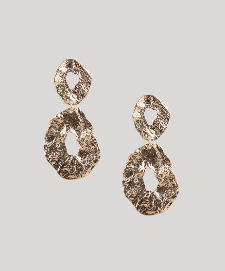 Brinco-Feminino-Texturizado-Dourado-9413843-Dourado_1