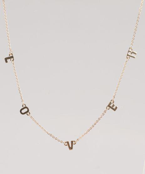 Colar-Feminino--Lover--Dourado-9413289-Dourado_1