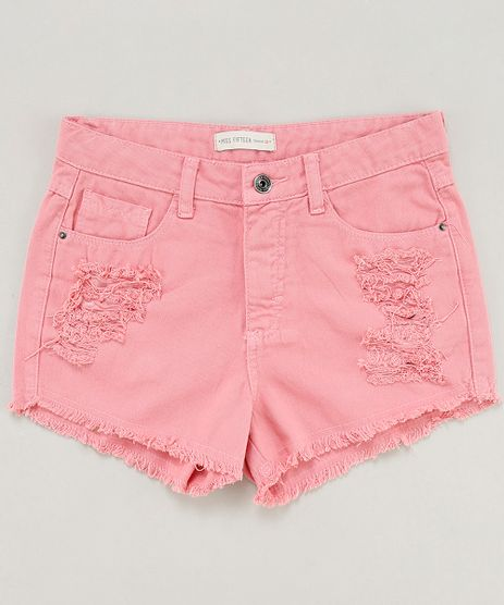 Short-Color-Infantil-Destroyed-Rosa-8550554-Rosa_1