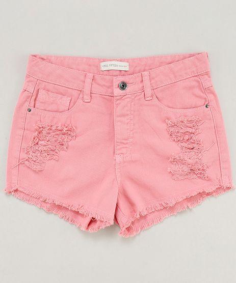 Short-Color-Infantil-Destroyed-Rosa-8550554-Rosa_1