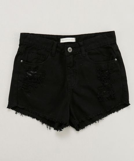 Short-Color-Infantil-Destroyed-Preto-8555384-Preto_1