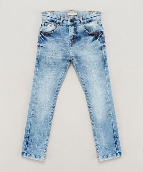 Calca-Jeans-Infantil-com-Puidos-Azul-Claro-9459820-Azul_Claro_1