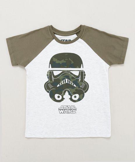 Camiseta-Infantil-Stormtrooper-Star-Wars-Raglan-Manga-Curta-Gola-Careca-Cinza-Mescla-Claro-9431220-Cinza_Mescla_Claro_1