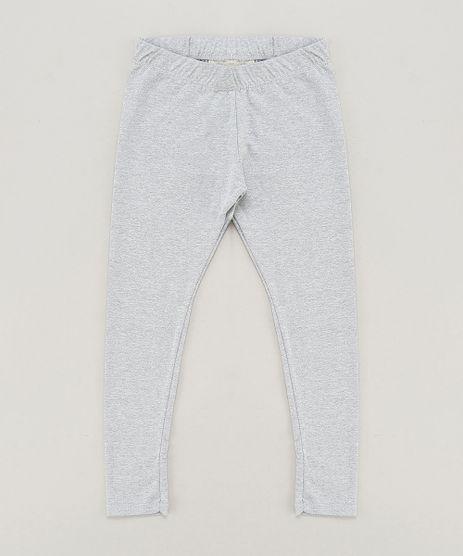 Calca-Legging-Infantil-com-Glitter-Cinza-Mescla-9442908-Cinza_Mescla_1