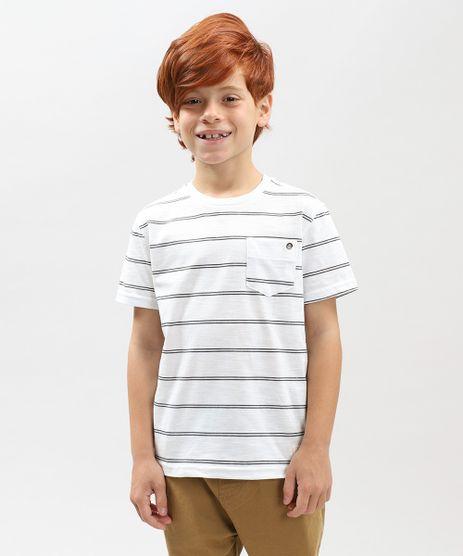 Camiseta-Infantil-Listrada-com-Bolso-Manga-Curta-Gola-Careca-Off-White-1-9035773-Off_White_1_1