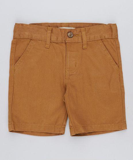 Bermuda-Color-Infantil-Reta-Caramelo-8277086-Caramelo_1