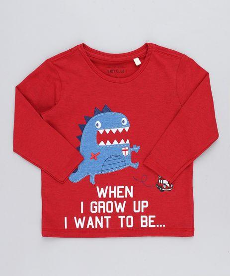 Camiseta-Infantil-Monstrinho-Manga-Longa-Gola-Careca-Vermelha-9449984-Vermelho_1