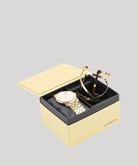 8caa5ce258e Kit-de-Relogio-Analogico-Lince-Feminino---Bracelete-