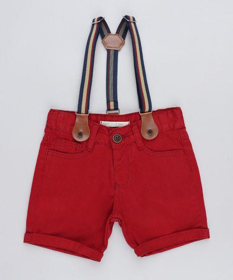 Bermuda-Color-Infantil-com-Suspensorio-Vermelha-9424066-Vermelho_1