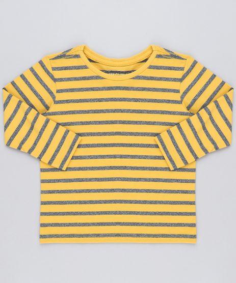 Camiseta-Infantil-Basica-Listrada-Manga-Longa-Gola-Careca-Mostarda-9445000-Mostarda_1