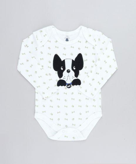 Body-Infantil-Cachorro-Estampado-de-Patinhas-Manga-Longa-Decote-Redondo-Off-White-9188803-Off_White_1