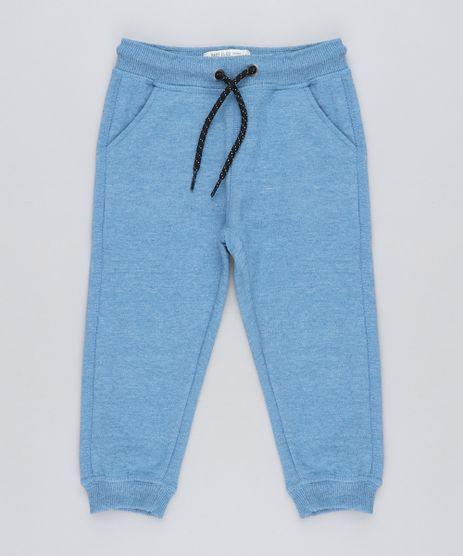 Calca-Infantil-Basica-em-Moletom-Felpado-Azul-9370255-Azul_1