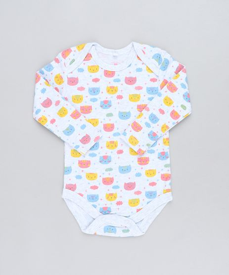 Body-Infantil-Estampado-de-Gatinhos-Manga-Longa-Decote-Redondo-Cinza-Mescla-Claro-9198409-Cinza_Mescla_Claro_1