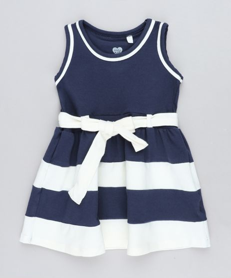 Vestido-Infantil-com-Recortes-e-Laco-Azul-Marinho-9415474-Azul_Marinho_1