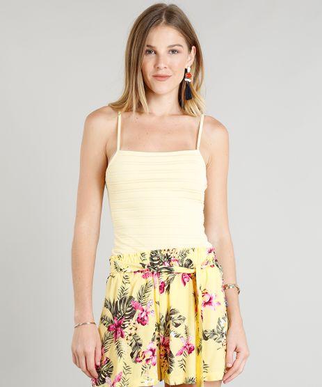 Body-Feminino-Texturizado-Alcas-Finas-Amarelo-9340918-Amarelo_1