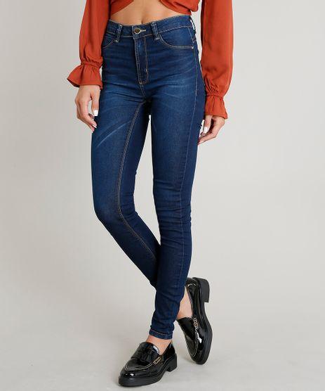 Calca-Jeans-Feminina-Sawary-Super-Skinny-Push-Up-Azul-Escuro-9446784-Azul_Escuro_1