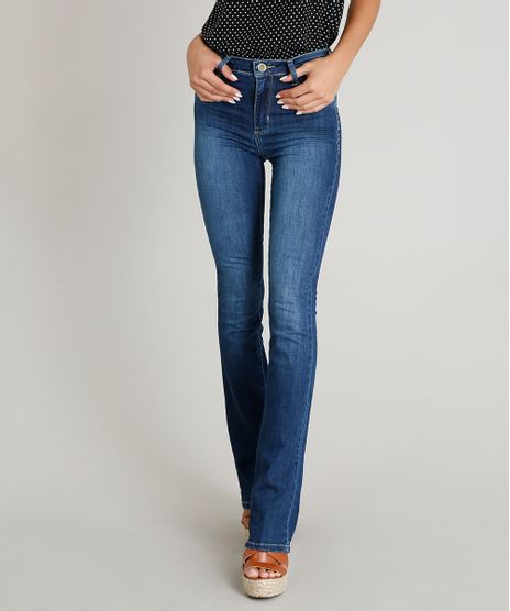 Calca-Jeans-Feminina-Sawary-Boot-Cut-Push-Up-Azul-Escuro-9472037-Azul_Escuro_1