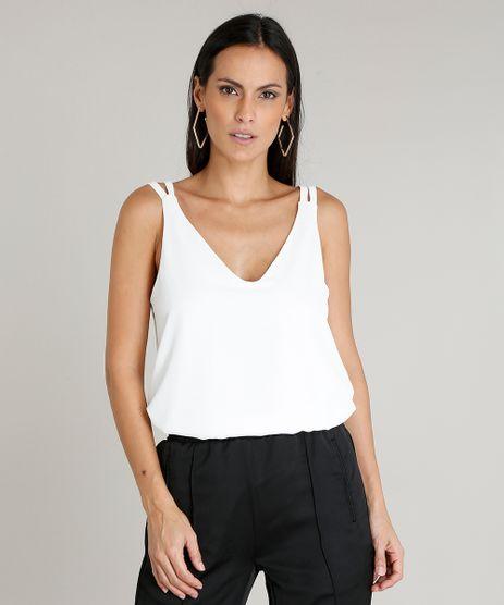 Regata-Feminina-com-Alcas-Cruzadas-Decote-V-Off-White-9334740-Off_White_1
