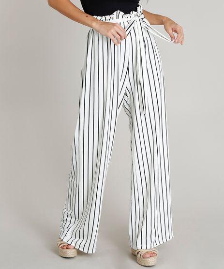 Calca-Feminina-Pantalona-Clochard-Listrada-com-Faixa-para-Amarrar-Off-White-9520262-Off_White_1