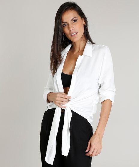 Camisa-Feminina-com-Estampa-Floral-e-No-Manga-Longa-Off-White-9374663-Off_White_1